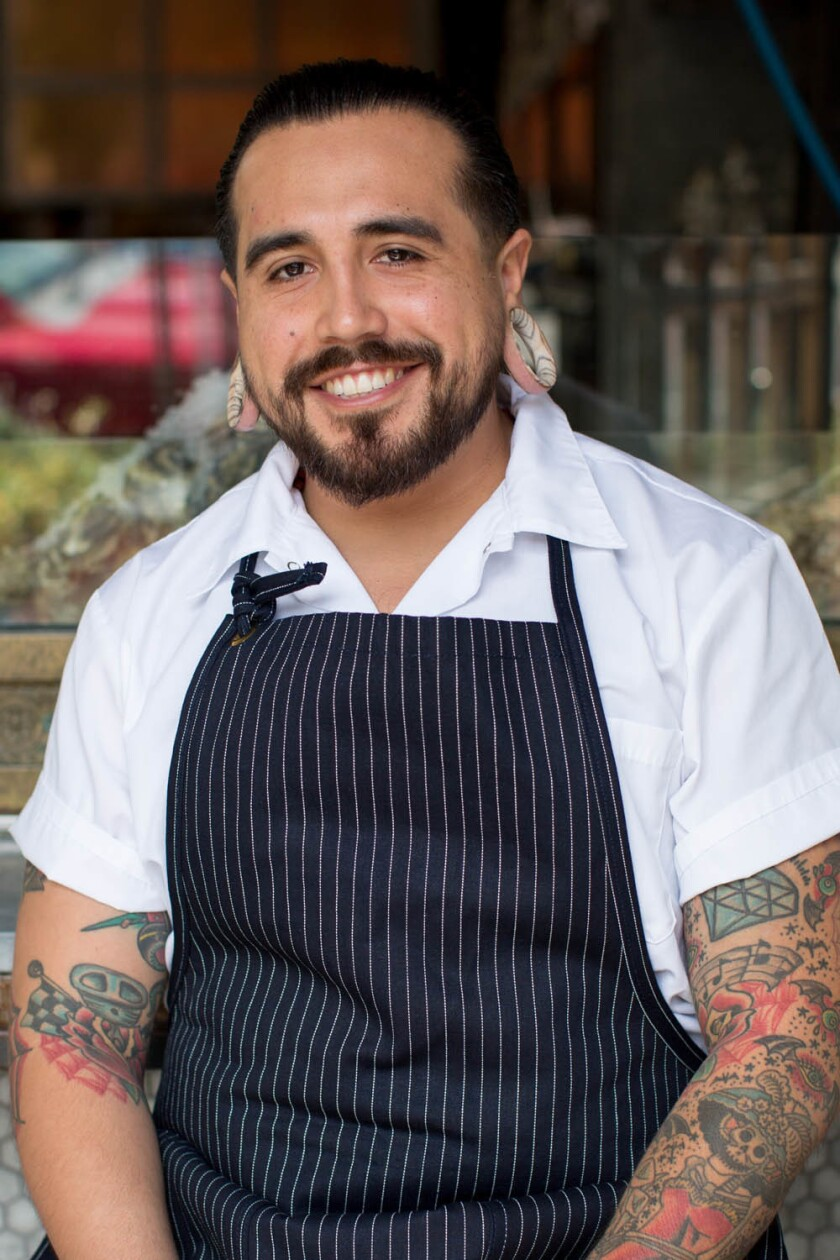 San Diego chef Jose Ruiz helms Lionfish Modern Coastal and Serea.