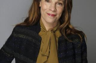 An 'American Crime' scene conflict bled into real life for Lili Taylor and Timothy Hutton