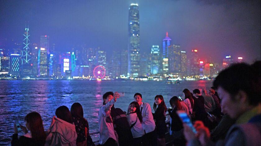 HONG KONG-ECONOMY-LIFESTYLE