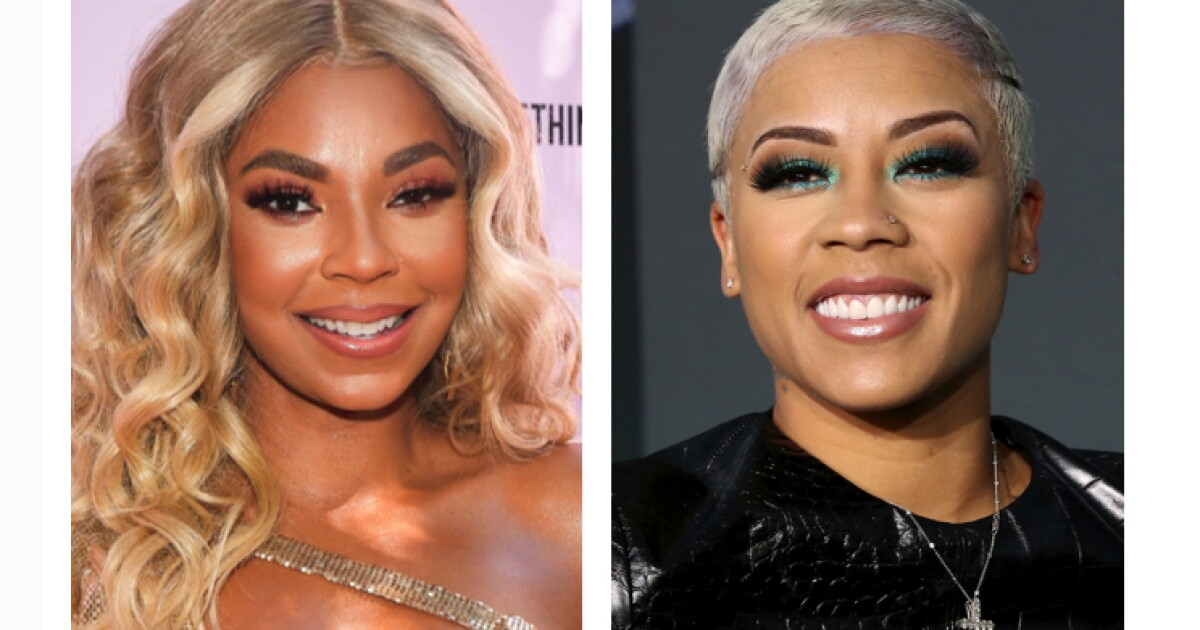 Ashanti vs. Keyshia Cole: How to watch their Verzuz battle - Los Angeles Times