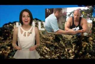 Vin Diesel honors Paul Walker with his baby girl's name