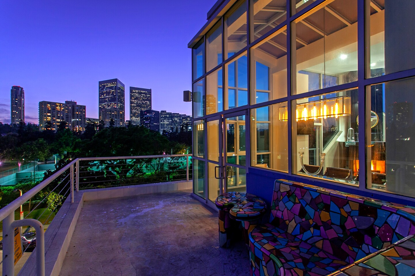 Home of the Week | Frank Gehry's glass box in the sky