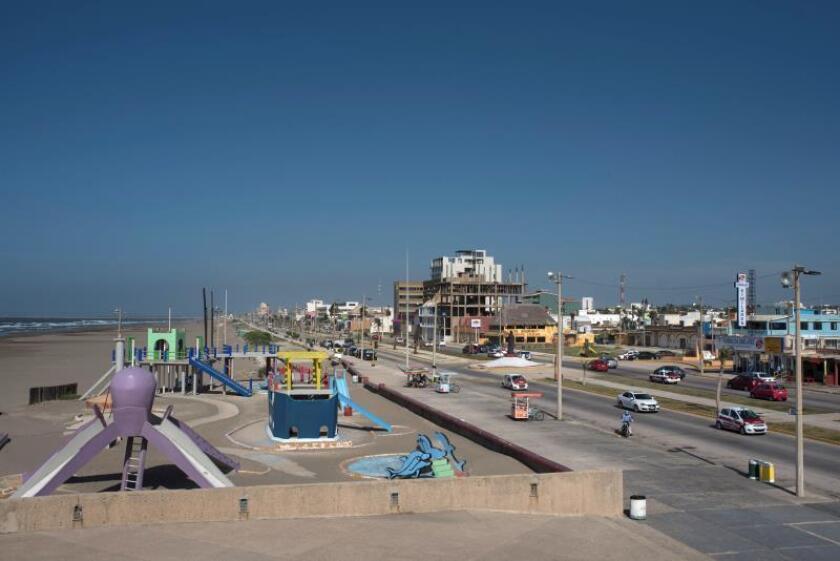 Vista general de la ciudad de Coatzacoalcos, en el estado de Veracruz (México) hoy, jueves 29 de agosto de 2019. EFE/Ángel Hernández