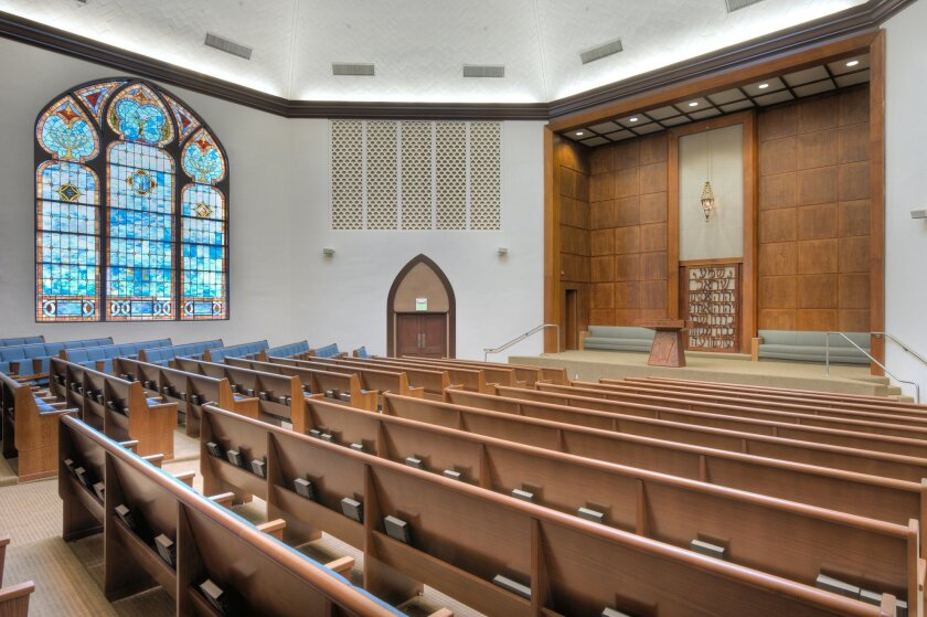 Dedication of the refurbished Ohr Shalom Synagogue, 2512 Third Ave. in downtown San Diego is  June 5. Courtesy of Ohr Shalom.