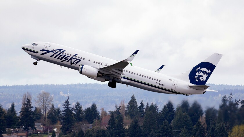 In January, Alaska Airlines will begin offering the only nonstop flights from Los Angeles to Cuba.