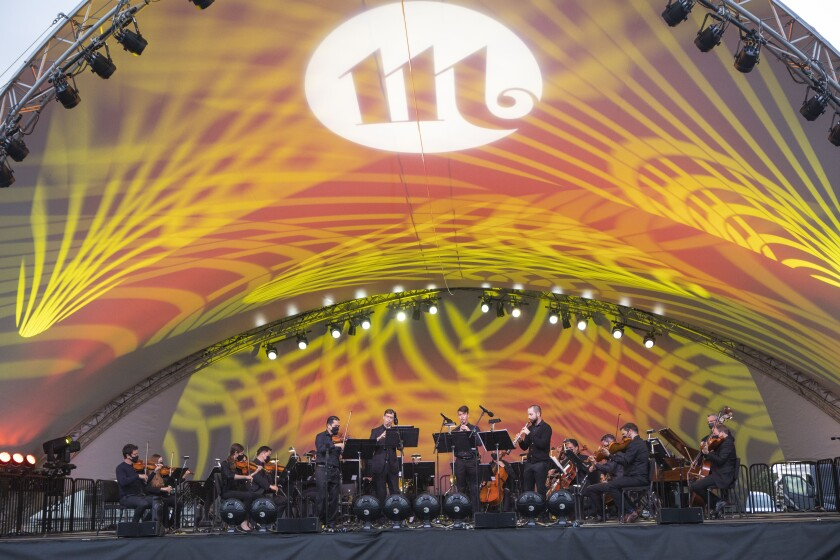 Mainly Mozart launched the nation's first series of classical-music drive-in concerts