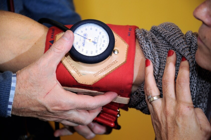 Blood pressure and stroke risk