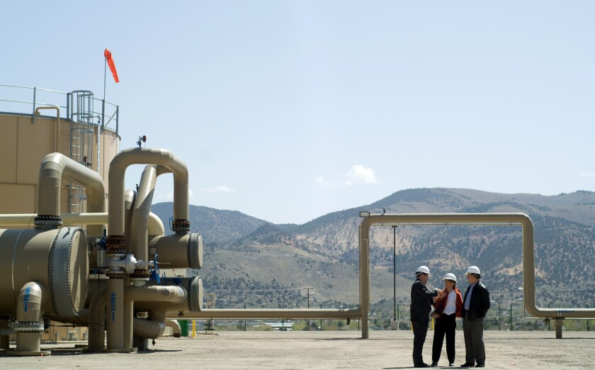 California To Build First Geothermal Power Plants In A
