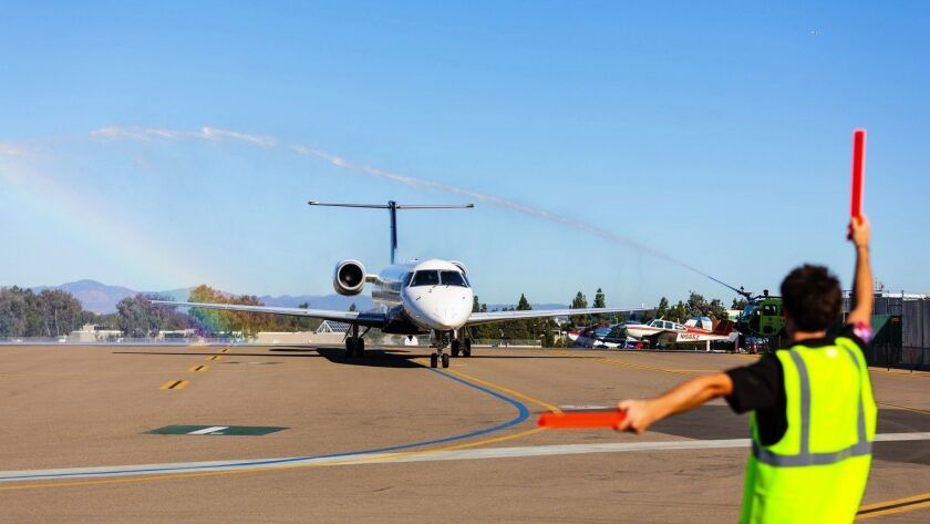 After years of trying to get off the ground — and a last-minute cancelation Thursday — startup Calif