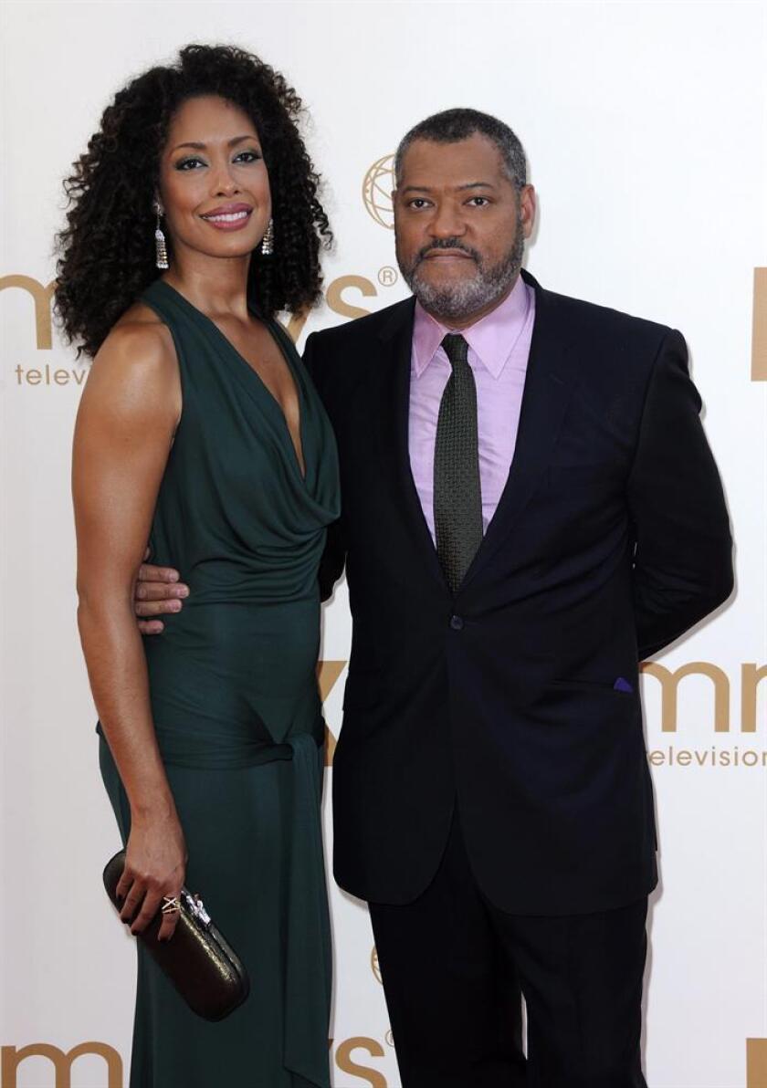 """La actriz de origen cubano Gina Torres (i) liderará la serie derivada (""""spin-off"""") de """"Suits"""". EFE/Archivo"""