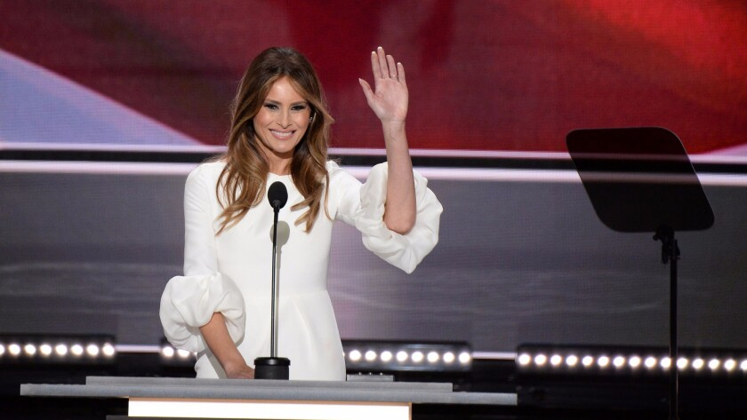 """According to an immigration lawyer hired by Melania Trump to examine her records, allegations that she worked illegally in the U.S. """"are not supported by the record and are therefore completely without merit."""""""