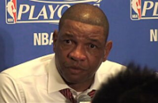 Doc Rivers talks Donald Sterling after the Clippers' Game 5 win