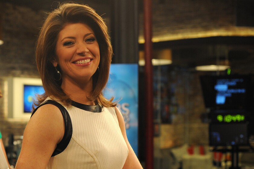 Norah O'Donnell of CBS