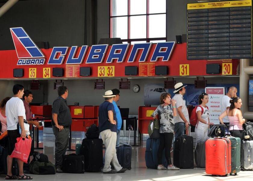 Cubana de Aviación restablece vuelos a Venezuela paralizados durante siete meses