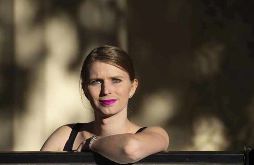 Chelsea Manning volverá a ir a prisión por negarse a declarar sobre Wikileaks