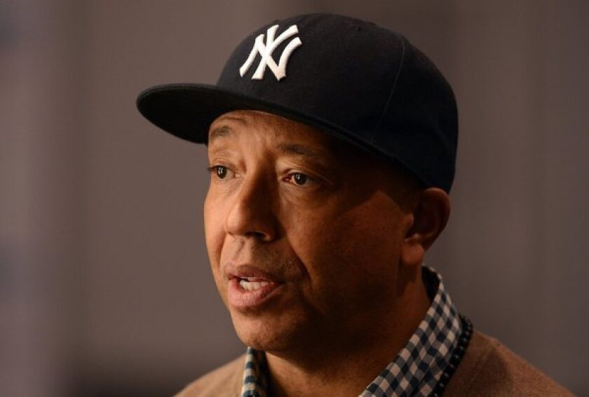 Hip-hop music producer Russell Simmons announced his collaboration with veteran TV and film producer Brian Robbins on All Def Digital, a new YouTube channel.
