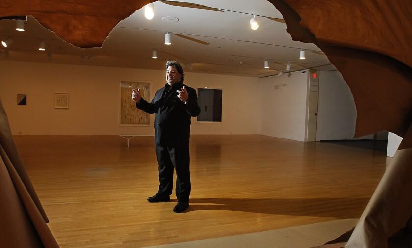 Paul Schimmel at MOCA