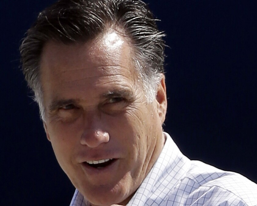 Romney donors to get a first look at potential 2016 contenders