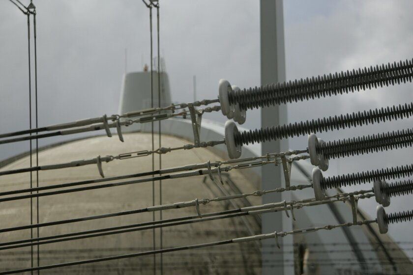San Onofre Nuclear Generating Station makes 20 percent of the region's electricity.