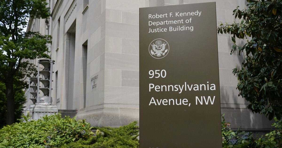 Russians hacked federal prosecutors' email accounts, Justice Department says