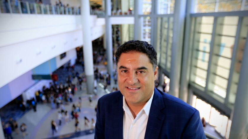 """Cenk Uygur, host and co-founder of """"The Young Turks"""" online talk show, defended the Harvard University men's soccer team for rating the sexual appeal of female students."""