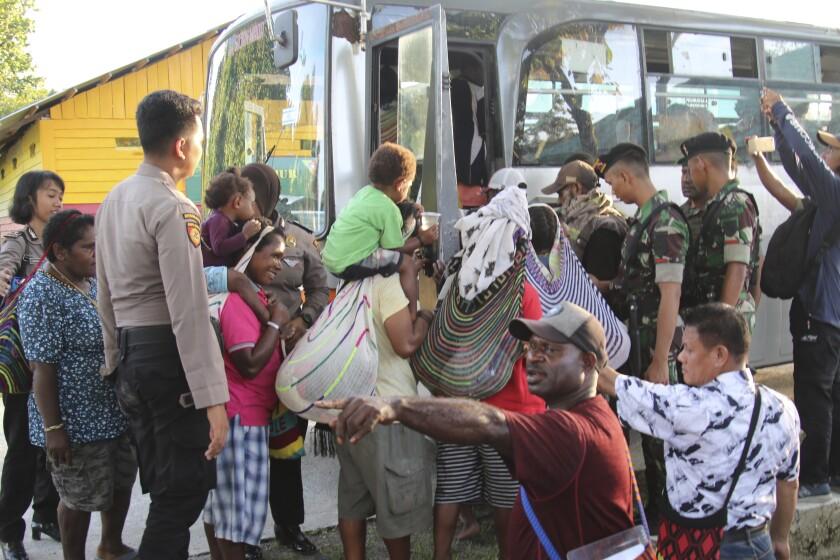 Indonesia Papua Shootings