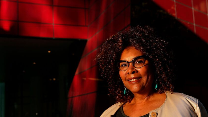 """Julie Dash is the writer-director of 1991's""""Daughters of the Dust,"""" which is being re-released Nov. 25."""