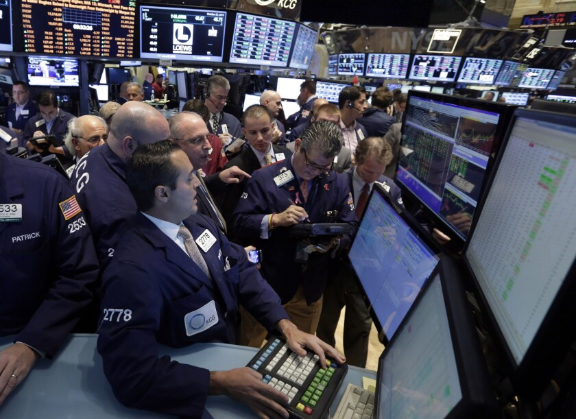 Small investors have a relatively small portion of their assets in the stock market, according to a new survey.