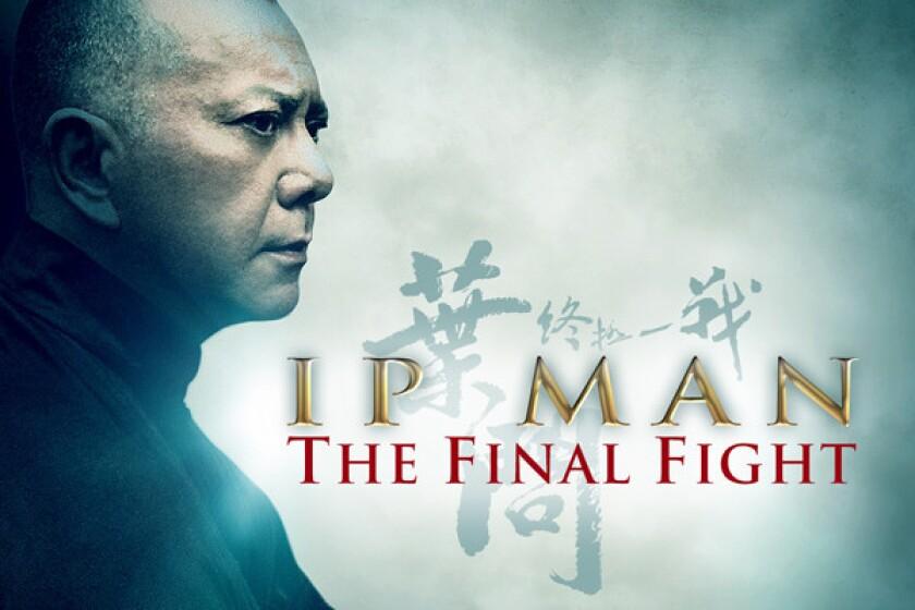 """Ip Man The Final Flight."""