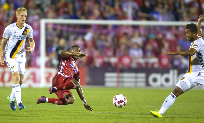 MLS: FC Dallas 1-0 Galaxy