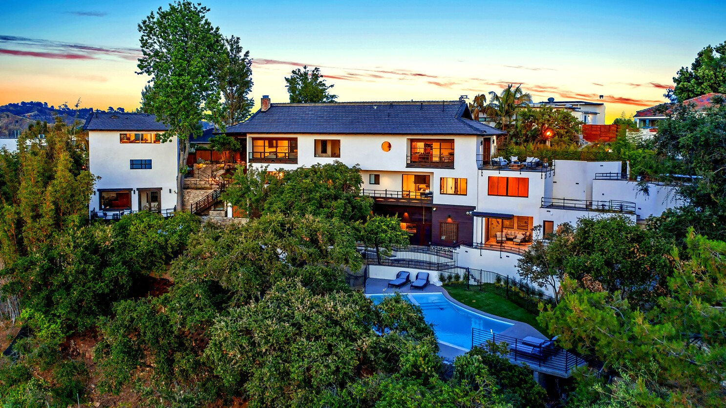 Home of the Week: Beachwood Canyon residence is a worldly showcase