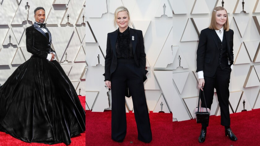 Oscars 2019: Gender-bending fashion scores on the Oscars red