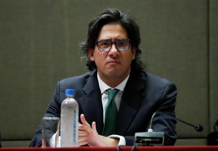 En la imagen, German Garavano, ministro de Justicia de Argentina. EFE/Archivo