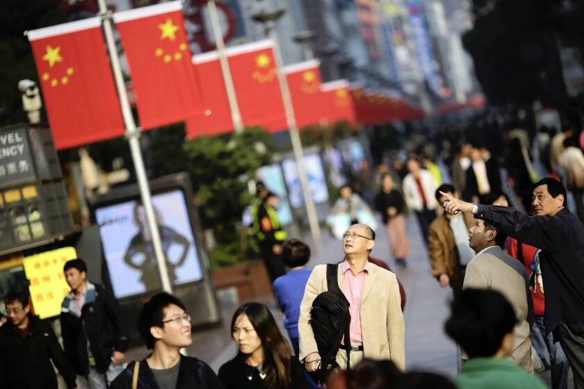 China's new leaders will have to set a new course for economy, experts say