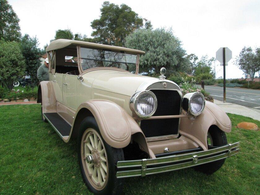 User Upload Caption: 1924 Cadillac