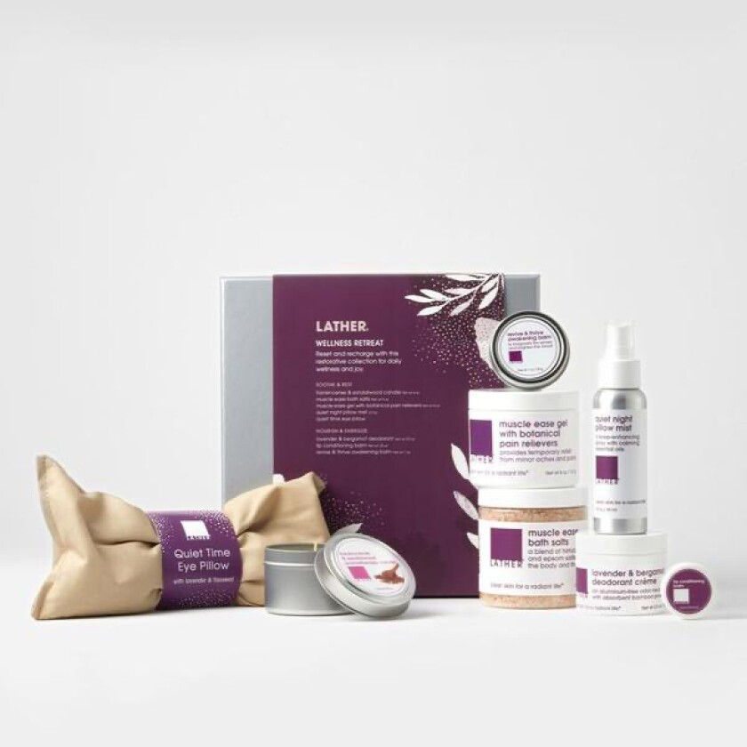 The Wellness Retreat Gift Set