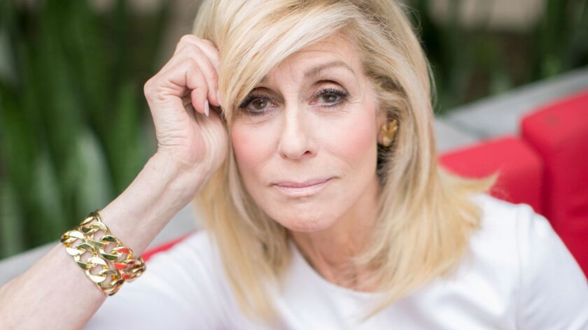 Actress Judith Light says the flu shot is a must.