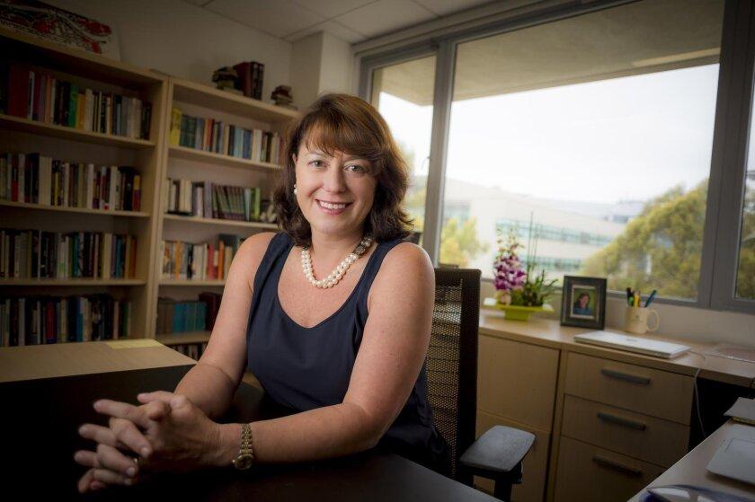 Cristina Della Coletta, UCSD Dean of Humanities and Arts