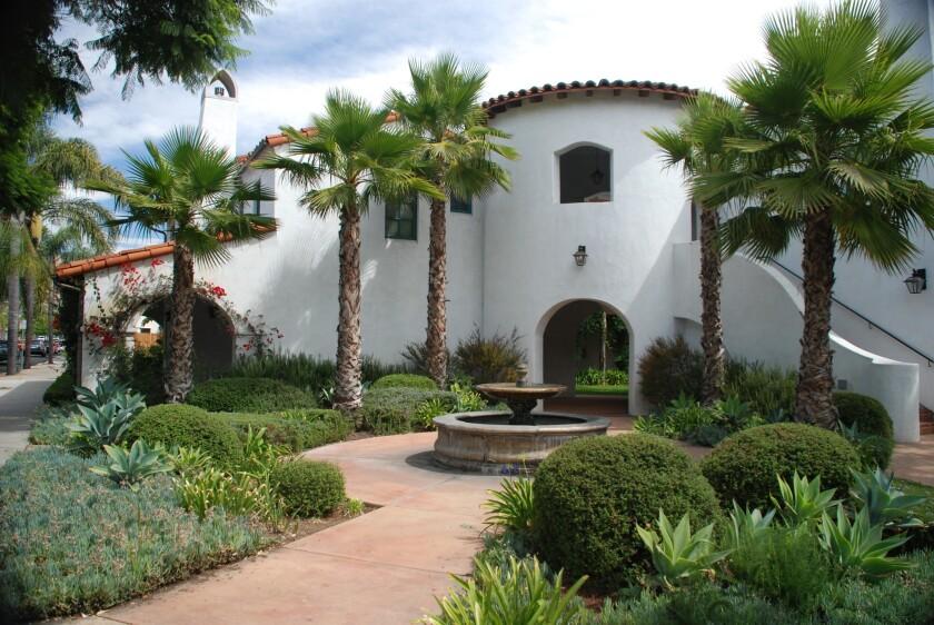 Casa de los Fuentes in downtown Santa Barbara consists of 42 affordable rental units.