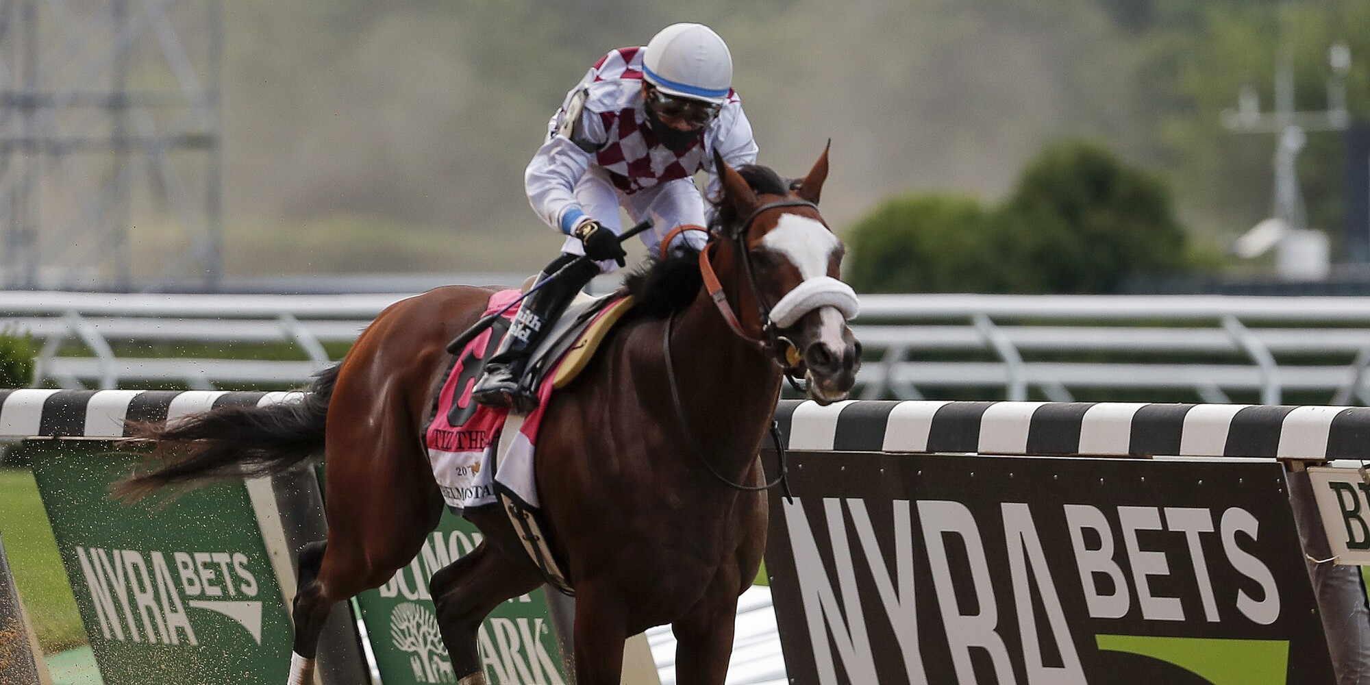 Belmont Stakes 2020 live updates: Horses, odds and start time - Los Angeles  Times