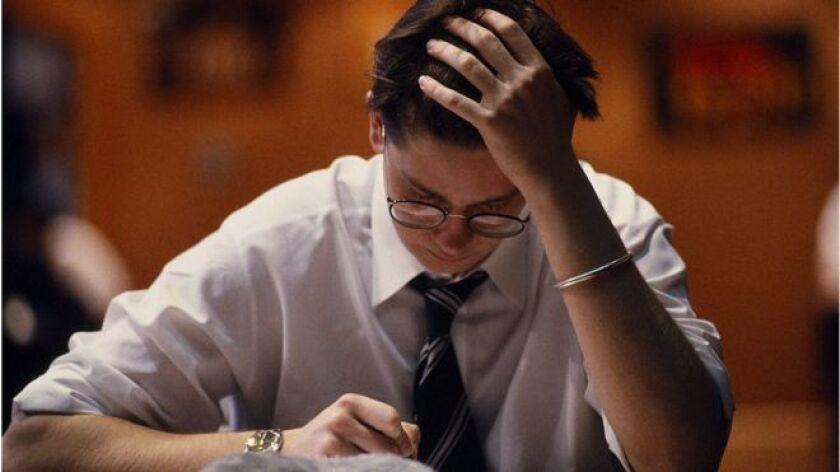 Haber sacado malas calificaciones en matemática o lengua no tiene por qué determinar tu inteligencia.