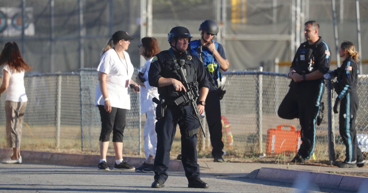 Gilroy shooter did not appear to target people based on race, authorities say