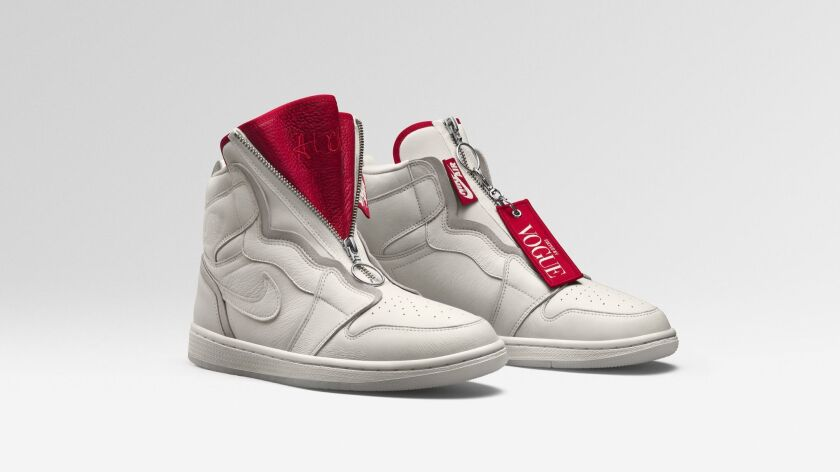 Vogue x Nike Launch AWOK Air Jordans, inspired by Anna Wintour.