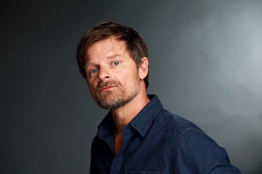 """Steve Zahn is downright giddy to talk about his role in """"Valley of the Boom."""""""