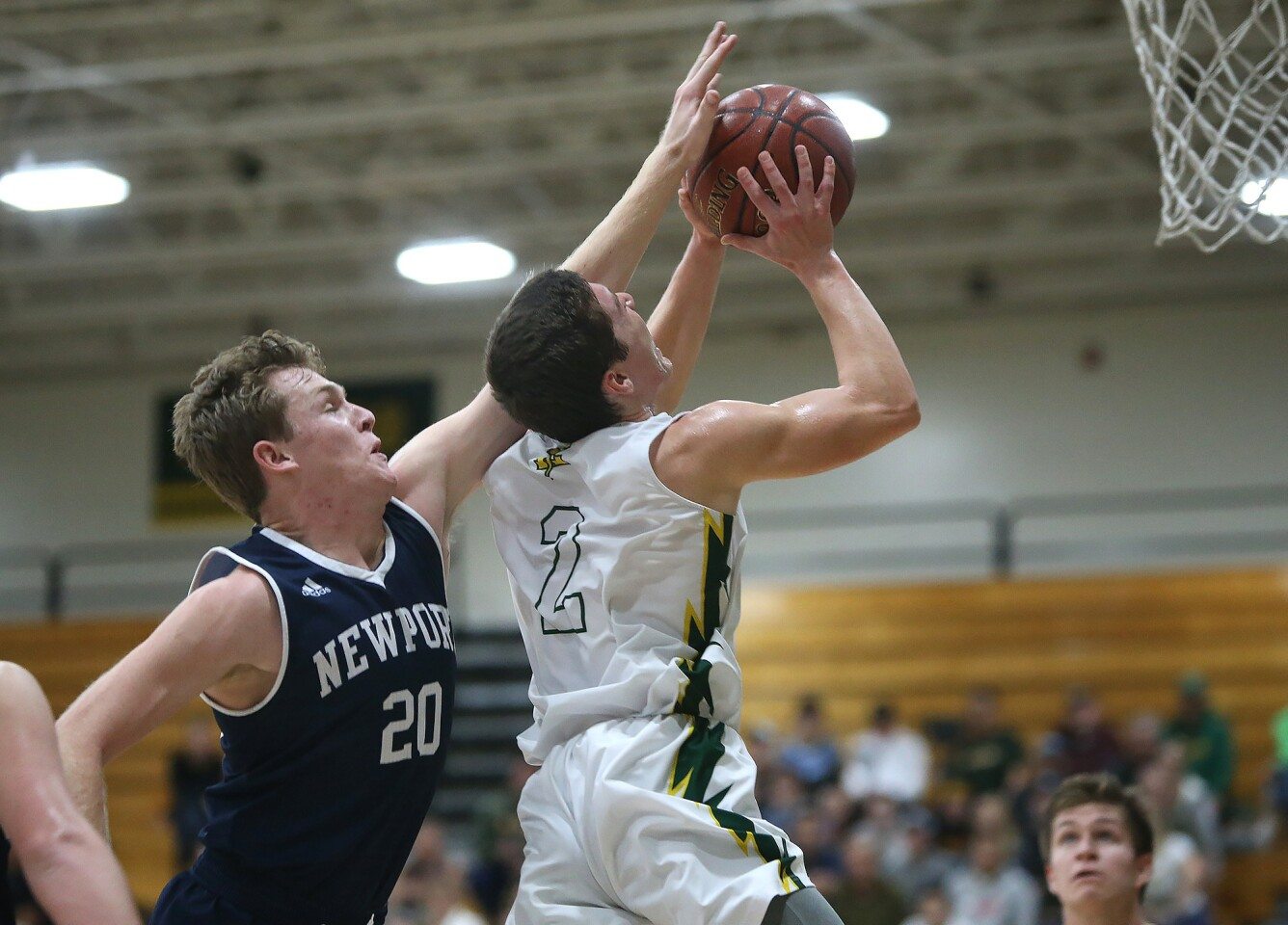Photo Gallery: Newport Harbor vs. Edison in boys' basketball