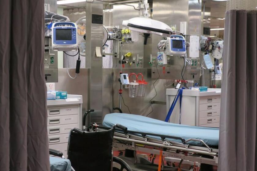 La Cámara de Representantes de Puerto Rico aprobó una resolución conjunta de la Cámara que ordena a Vieques transferir la titularidad del Centro de Diagnósticos y Tratamiento (CDT) de Vieques al Departamento de Salud (DS), con el fin de mejorar su desarrollo administrativo y la prestación de servicios. EFE/ARCHIVO