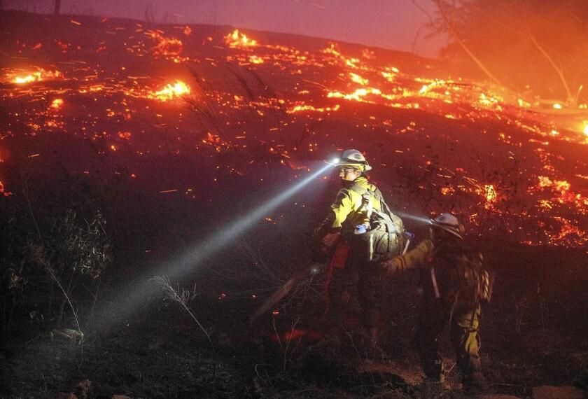 Wenatchee wildfire