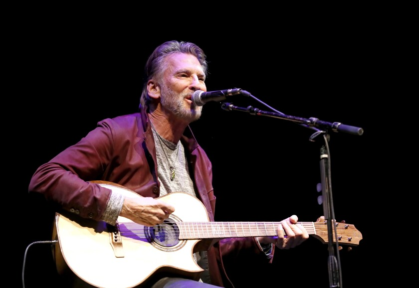 Kenny Loggins performed during the 8th Annual Guild of Music Supervisors Awards on Feb. 8, 2018 in Los Angeles.
