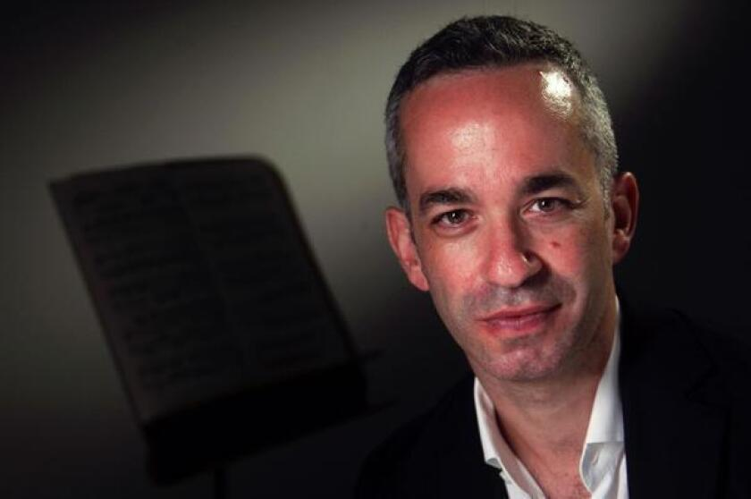 Inon Barnatan is the new artistic director of La Jolla Music Society's 2019 SummerFest.