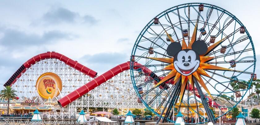 01697-20180903 Disneyland Meetup Group-CA Adventure-Bugs Land closes+Little Mermaid+Guardians+Cars Land+Incredicoaster+Disneyland train-VIDEO-RX10-IV